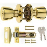 Era Entrance Lock Set - Chrome Effect